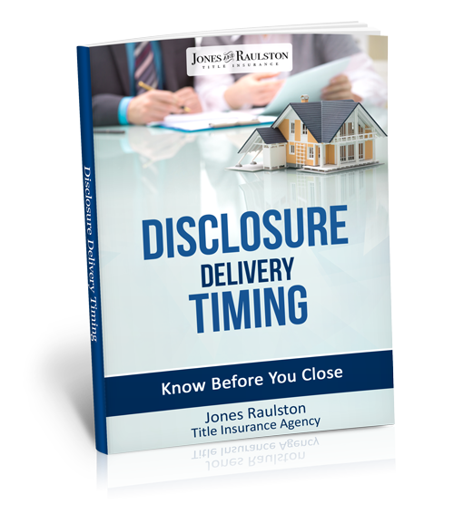 Disclosure-Delivery-Timing